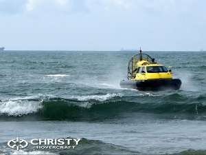 Exploitation Hovercraft Christy 5123 FC