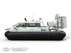 Hovercraft Christy 5123 FC Trolling Edition