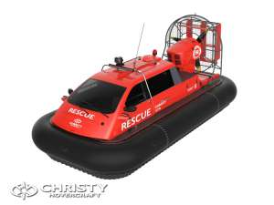 Hovercraft Christy 6146 FC Rescue