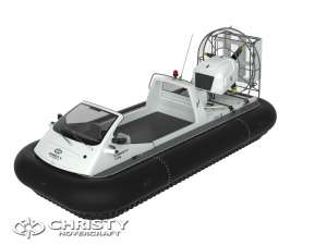 Hovercraft Christy 7186 OC Cargo