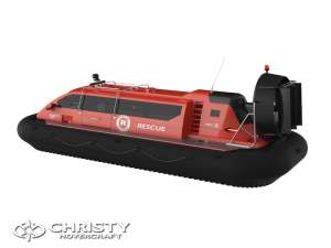 Hovercraft Christy 9204 FC Rescue