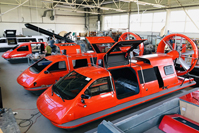 Hovercraft Christy-8186 FC Duct
